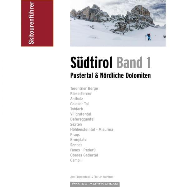 Panico Verlag Südtirol Band 1 - Skitourenführer - Bild 1