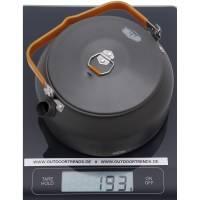 Vorschau: GSI Halulite 1 QT. Tea Kettle - Wasserkessel - Bild 2