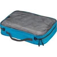 Vorschau: COCOON Packing Cube Ultralight Set  - Packtaschen caribbean blue - Bild 4