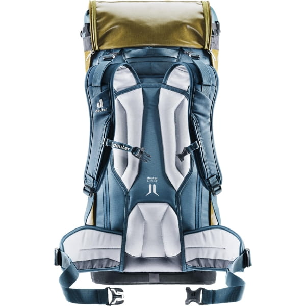 deuter Gravity Wall Bag 50 - Bigwall-Rucksack clay-arctic - Bild 2