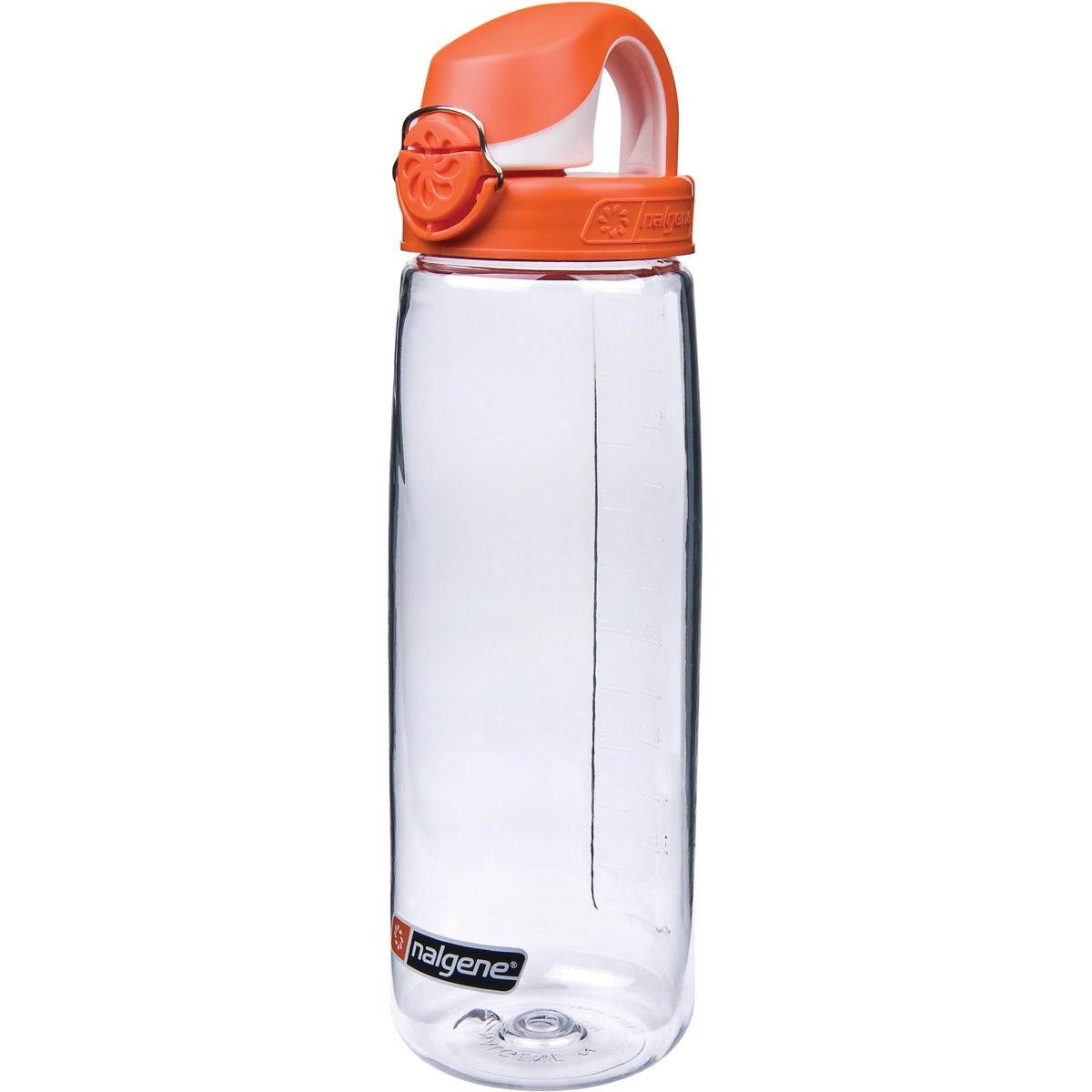 Nalgene Everyday OTF 0,7 Liter Trinkflasche transparent-orange