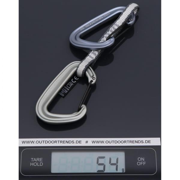Black Diamond MiniWire Quickdraw - Express-Set 12 cm - Bild 2