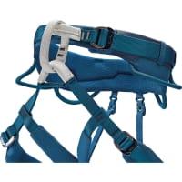 Vorschau: Petzl Adjama - Sport-Klettergurt blau - Bild 2