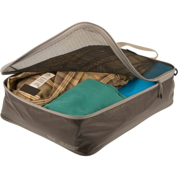 Sea to Summit TravellingLight™ Garment Mesh Bags Größe M black-grey - Bild 3