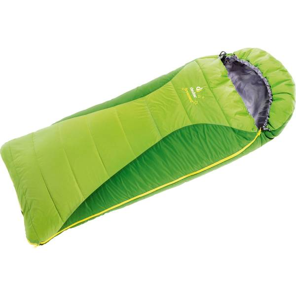 Deuter Dreamland - Schlafsack für Kinder kiwi-emerald - Bild 1
