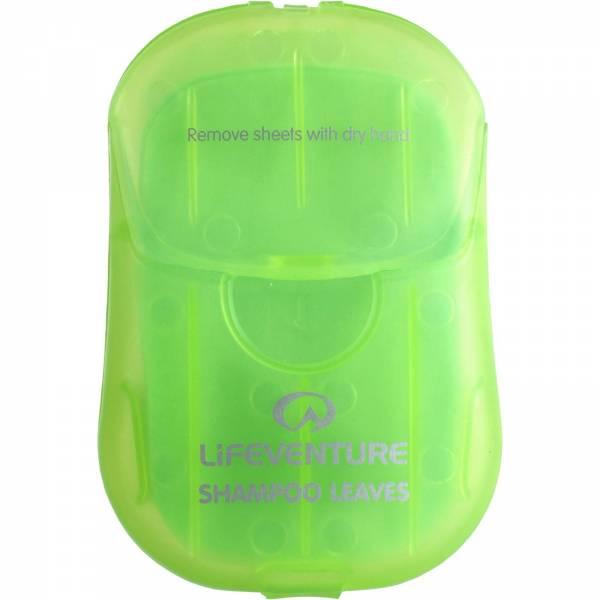 Lifeventure Shampoo Leaves - Shampoo Blättchen - Bild 1