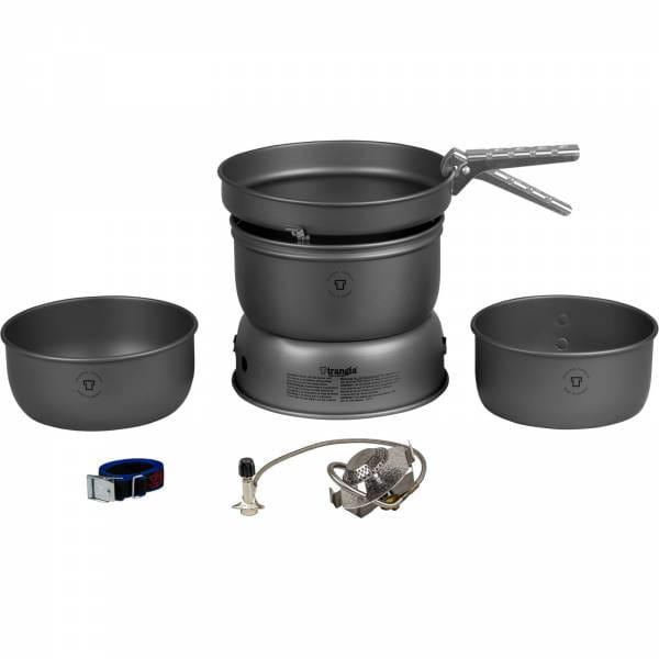Trangia Sturmkocher Set groß - 25-1 HA - Gas - ohne Wasserkessel - Bild 1