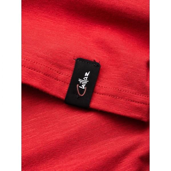 Chillaz Men's Retro Worry Less - T-Shirt dark red - Bild 14