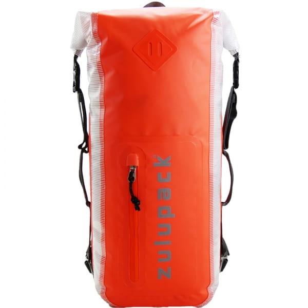 zulupack Backpack 25 - wasserdichter Daypack fluo orange - Bild 10