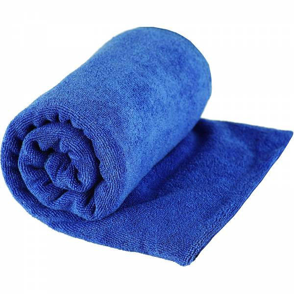 Sea to Summit Tek Towel XS - Outdoorhandtuch cobalt - Bild 4