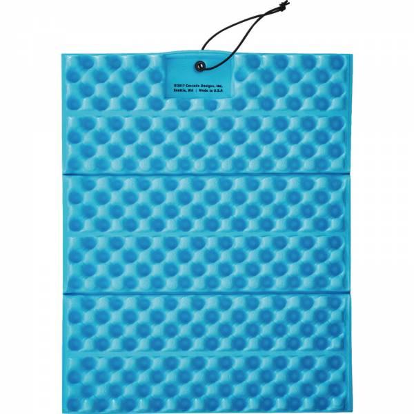 Therm-a-Rest Z Seat - Sitzkissen blue-silver - Bild 1