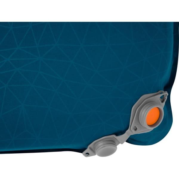 Sea to Summit Comfort Deluxe S.I. Camper Van - Isomatte byron blue - Bild 6
