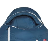 Vorschau: Grüezi Bag Biopod DownWool Ice Women - Daunen- & Wollschlafsack ice blue - Bild 5