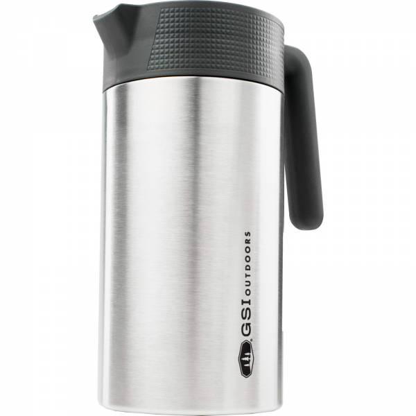 GSI Glacier Stainless Java Press - Kaffee-Kanne mit Filter - Bild 7