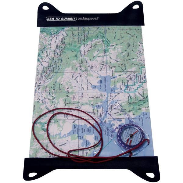 Sea to Summit TPU Guide Map Case groß - Kartentasche - Bild 1