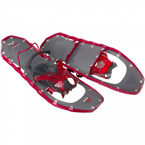 MSR Lightning Ascent 22 Women - Schneeschuhe raspberry - Bild 1
