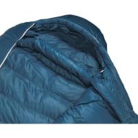 Vorschau: Grüezi Bag Biopod DownWool Ice Women - Daunen- & Wollschlafsack ice blue - Bild 6