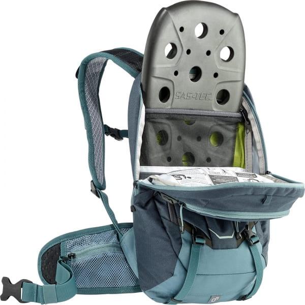 deuter Attack 8 JR  - Protektor-Rucksack für Kinder graphite-shale - Bild 20