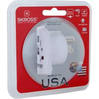 Vorschau: SKROSS Country World to USA Steckeradapter - Bild 3