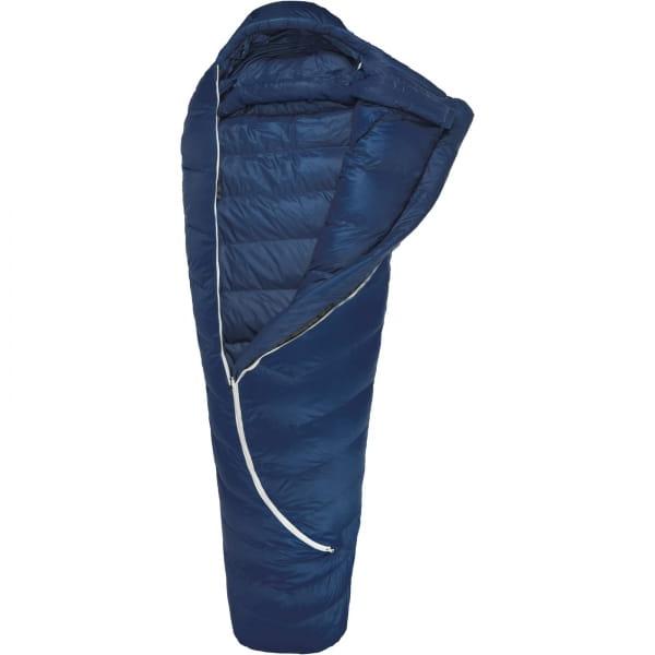 Grüezi Bag Biopod DownWool Ice - Daunen- & Wollschlafsack night blue - Bild 4