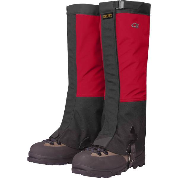 Outdoor Research Men's Crocodiles Gaiters - Gamaschen chili-black - Bild 1