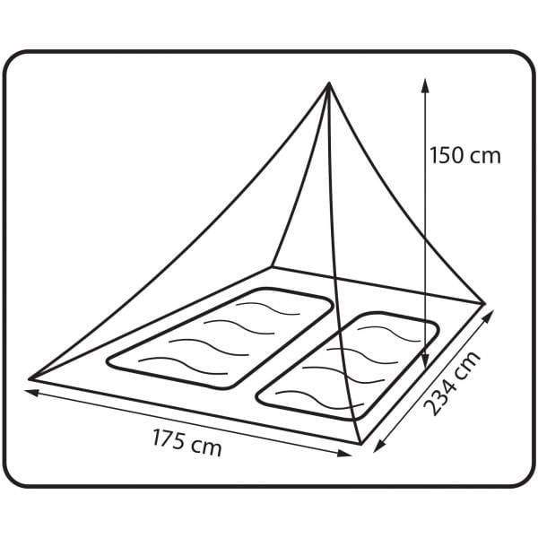 360 degrees Insect Net Double - Moskito-Netz - Bild 2