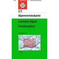 DAV 3/3 Lechtaler Alpen - Parseierspitze