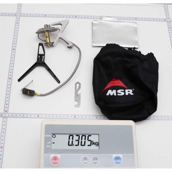 MSR Windpro II - Gaskartuschenkocher - Bild 2