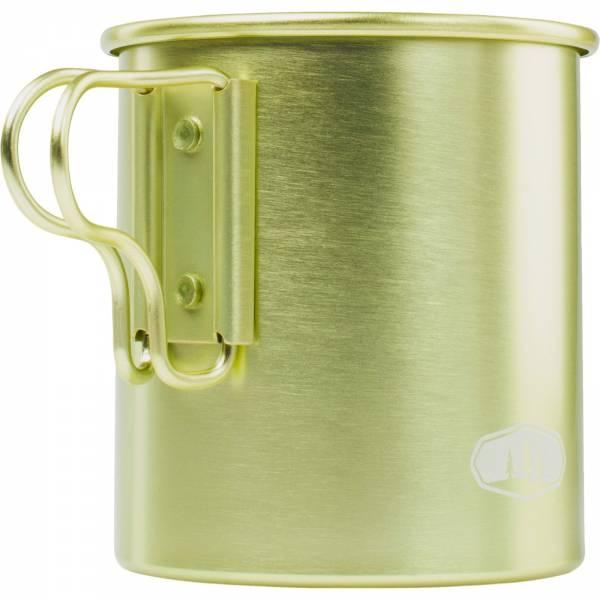 GSI Bugaboo 14 fl. oz. Cup  - Aluminium Becher green - Bild 6