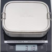 Vorschau: Tatonka Lunch Box II Lock 800 ml - Edelstahl-Proviantdose stainless - Bild 3