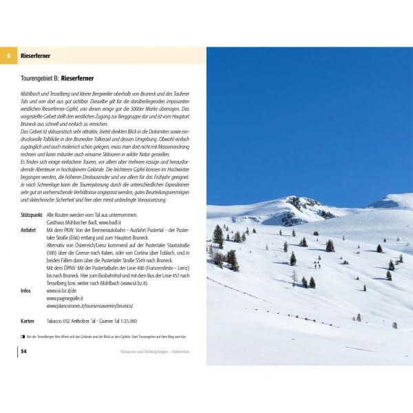 Panico Verlag Südtirol Band 1 - Skitourenführer - Bild 2