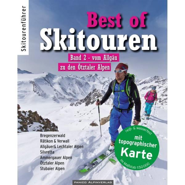 Panico Verlag Best of Skitouren - Band 2 - Bild 1