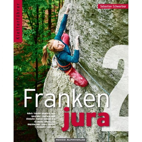 Panico Verlag Frankenjura Band 2 - Kletterführer - Bild 1