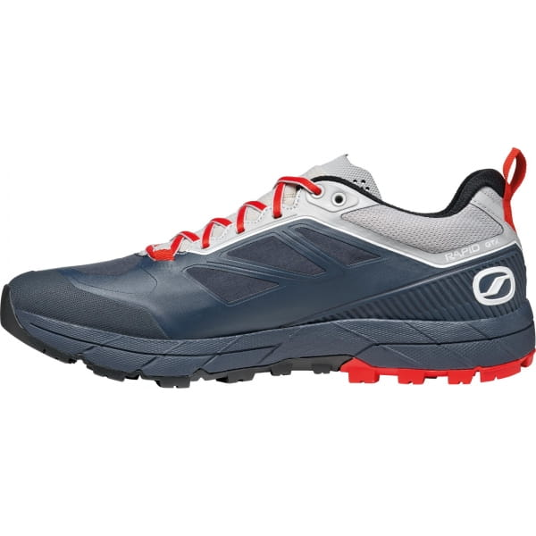 Scarpa Rapid GTX - Zustieg-Schuhe ombre blue-red - Bild 4