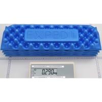 Vorschau: EXPED FlexMat Plus - Isomatte blue - Bild 3