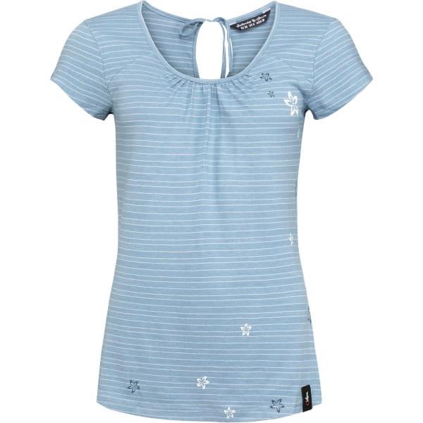 Chillaz Women's Hide The Best - T-Shirt light blue - Bild 8