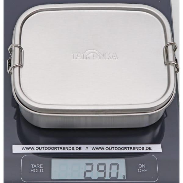 Tatonka Lunch Box I Lock 800 ml - Edelstahl-Proviantdose stainless - Bild 3
