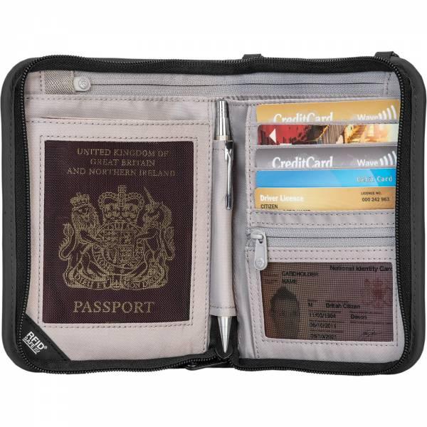 pacsafe RFIDsafe™ V150 - Gelbeutel black - Bild 2