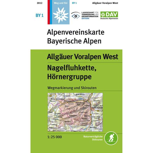 DAV BY01 Allgäuer Voralpen West - Bild 1