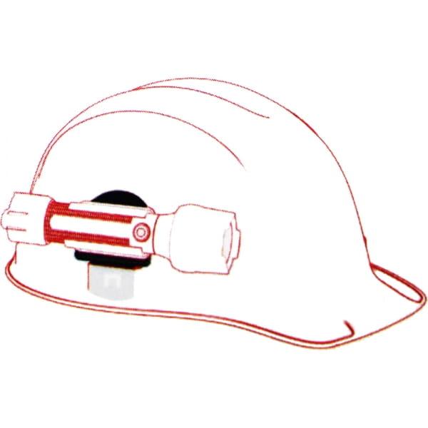 Ledlenser Helmet Mount For Euroslot - Helmhalterung - Bild 2