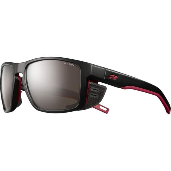 JULBO Shield AltiArc 4 - Bergbrille schwarz-rot - Bild 1