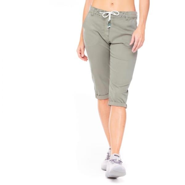 Chillaz Women's Summer Splash 3/4 Pants - Kletterhose olive - Bild 2
