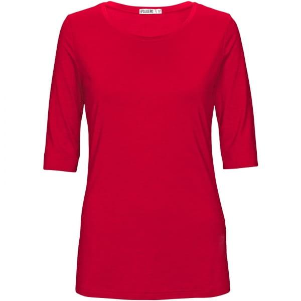 PALGERO Damen SeaCell-Pure Liv 3/4-Arm-Shirt rot - Bild 2