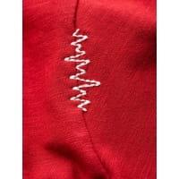 Vorschau: Chillaz Men's Retro Worry Less - T-Shirt dark red - Bild 13