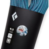 Vorschau: Black Diamond 9.2 Dry Rope - Kletterseil blue-red - Bild 4