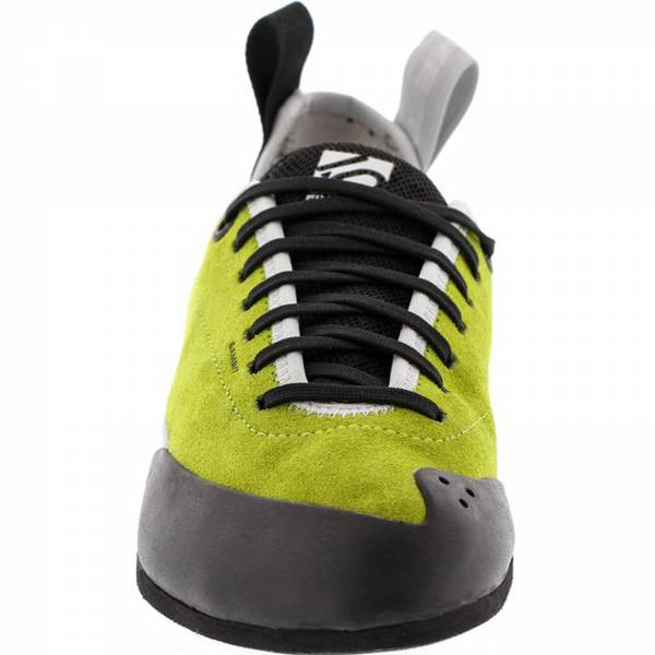 Five Ten Gambit Lace - Kletterschuhe semi-solar green - Bild 3