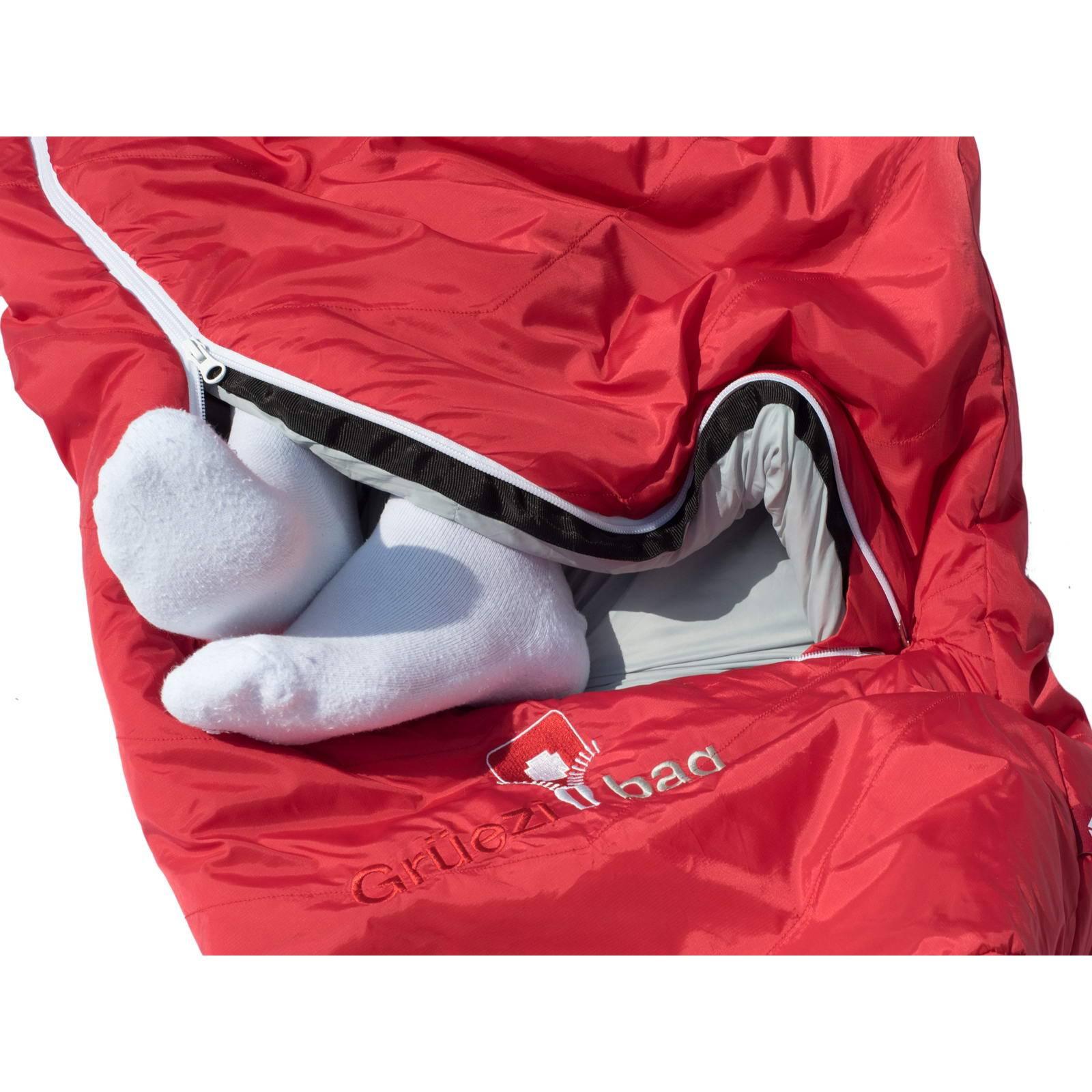 Grüezi Bag Biopod Wolle Zero XL - Wollschlafsack - Bild 5