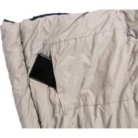 Vorschau: Grüezi Bag Biopod Wolle Murmeltier Comfort XXL - Deckenschlafsack night blue - Bild 8