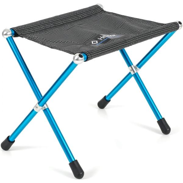 Helinox Speed Stool M - Falthocker black-blue - Bild 1