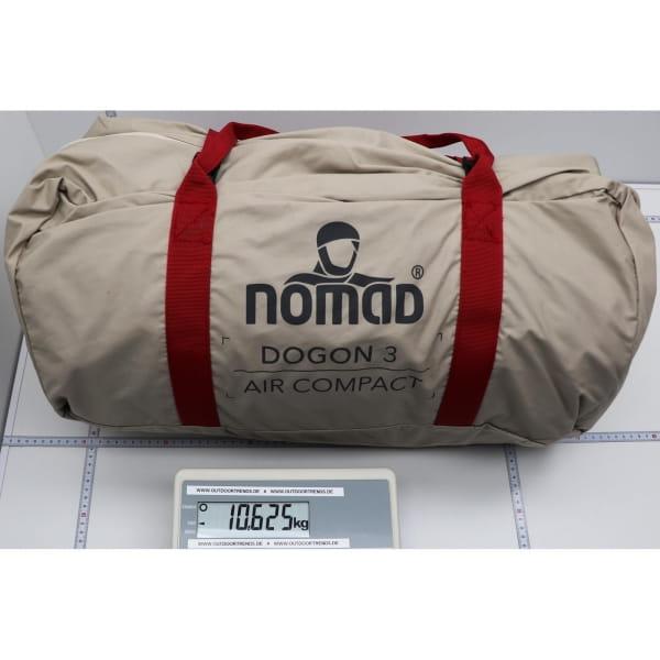 NOMAD Dogon 3 Compact Air - 3-Personen-Zelt twill - Bild 7
